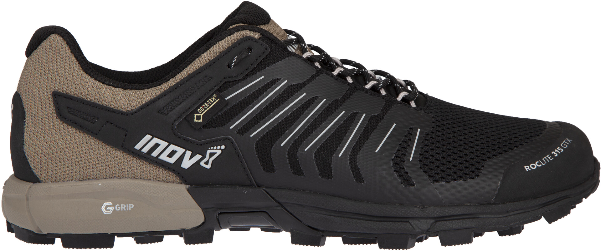inov-8 Roclite 315 GTX Running Shoes Men brown/black at Addnature.co.uk